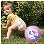 Pampers Premium Protection Active Fit Nappies, Monthly Saving Pack - Size 5, 136 Nappies Bild 2