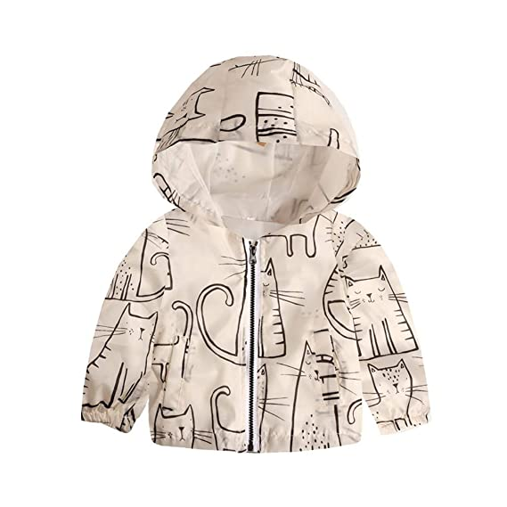 ce1a662d0 Amazon.com  Baby Toddler Girls Boys Fall Winter Clothes Coat 3-6 ...