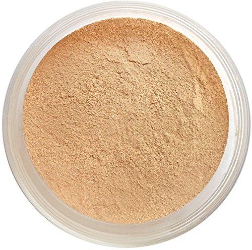 Nourisse Natural Facial Sunscreen 100% Pure Mineral Foundation Sunscreen 50+ SPF (Light/Fair) /Facial Sunscreen for Sensitive Skin