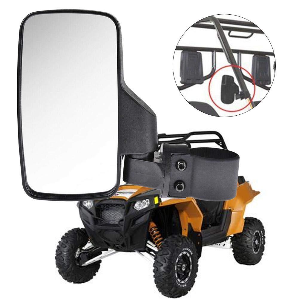 Moto, Accessori e Parti voloki Specchio retrovisore Laterale UTV per 1.6- Roll Bar da 2 Pollici Improvement specchietto retrovisore per specchietti retrovisori da Spiaggia per Fuoristrada