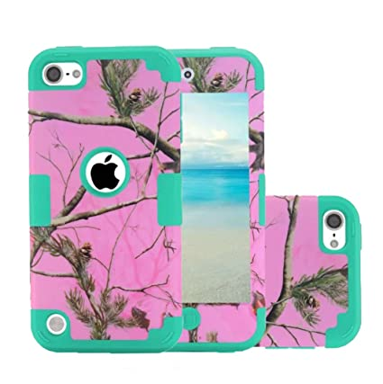 Amazon.com: iPod Touch 5 Camo – Funda, harsel Ciervo Diseño ...