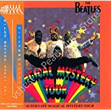THE BEATLES Alternate Magical Mystery Tour CD (japan w/OBI)
