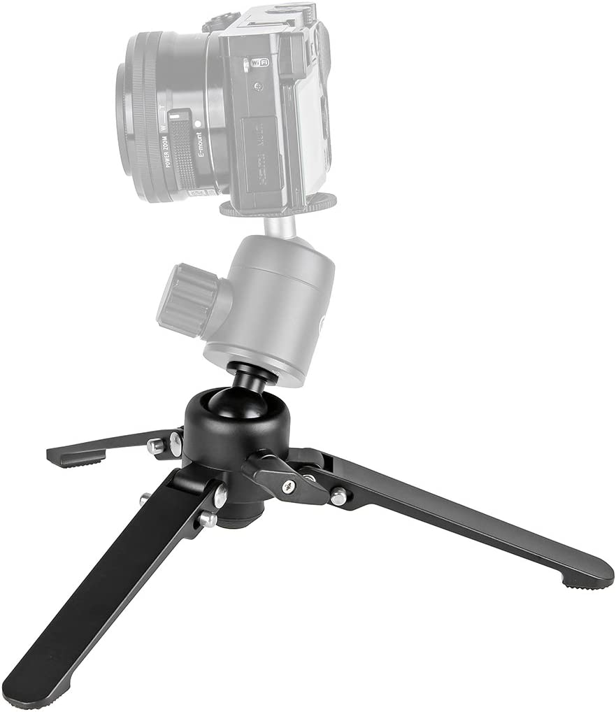 Jusino Monopod with Removable Base//Table Tripod