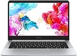 Huawei Matebook D 14-Inch Laptop - (Mystic Silver) (Ryzen 5 2500U Processor, 8 GB RAM, 256 GB SSD, Radeon Vega Graphics, Windows 10 Home)