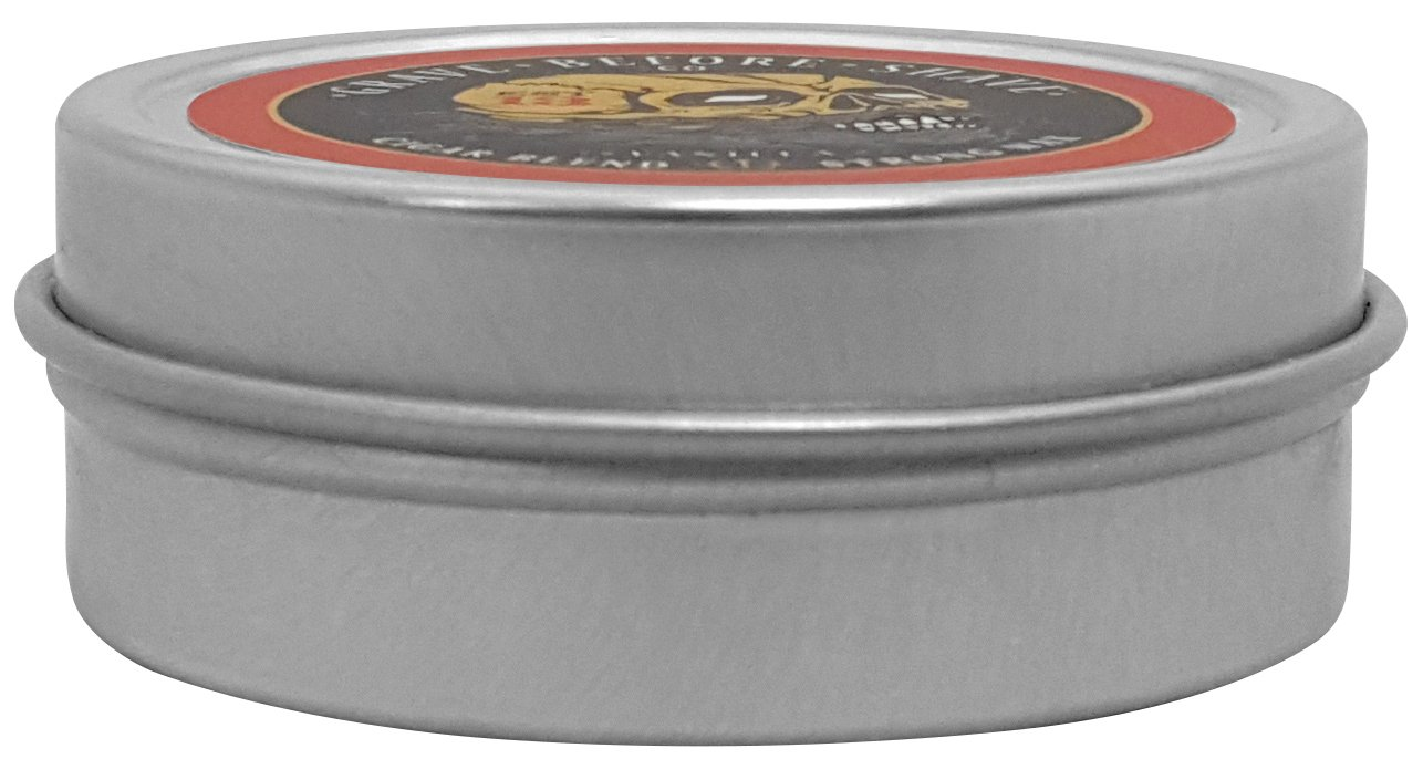 Fisticuffs Cigar Blend Strong Hold Mustache Wax & Moguard combo by Fisticuffs (Image #4)