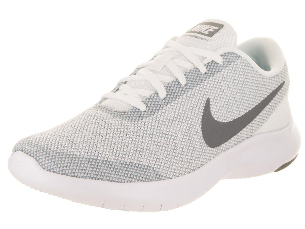 NIKE Women's Flex Experience 7 Running Shoe B071NSST2F 9 B(M) US White/Cool Grey/Wolf Grey