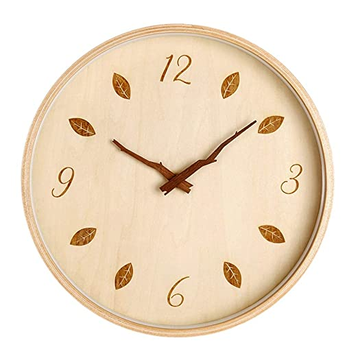Amazon.de: Unbekannt Uhren Nordic Wanduhren Wohnzimmer ...