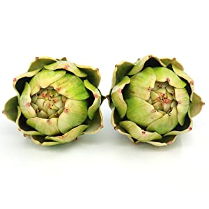 Nice purchase Fake Artificial Artichoke Vegetables Wedding Party Table Home Decoration Craft (Green)