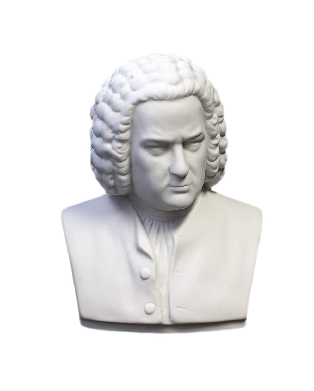 Porcellana Busto Johann Sebastian Bach Kämmer