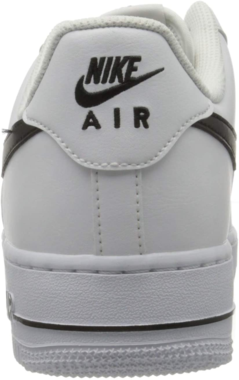 Nike Air Force 1 07 An20 Mens Trainers Cj0952 Sneakers Shoes White/Black