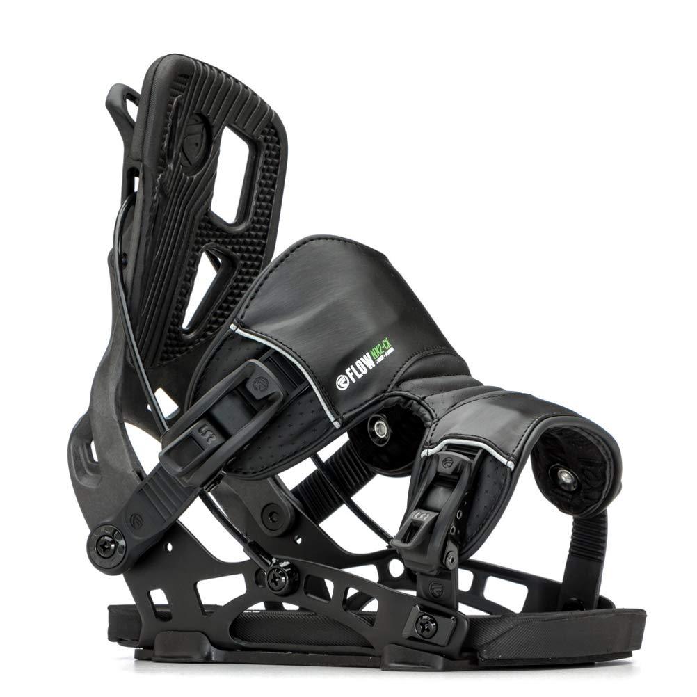 Amazon.com: Flow NX2-CX - Encuadernación para snowboard ...
