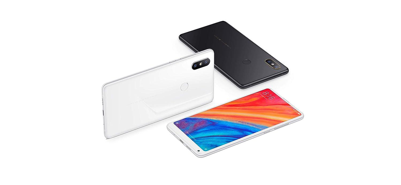 TALLA 128 GB. Xiaomi Mi Mix 2S EU - Smartphone de 5.99