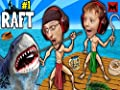 Shark Song on Raft!