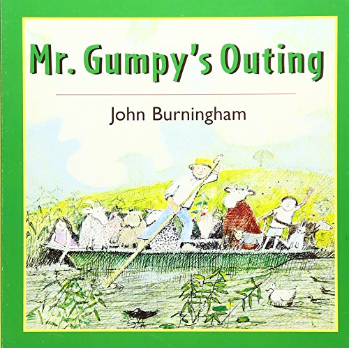 Mr. Gumpy's Outing Board Book