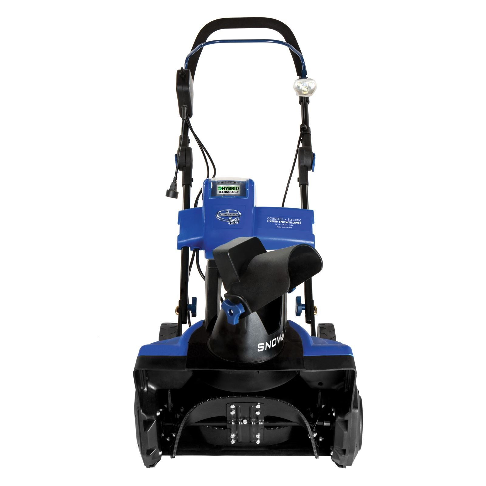 Snow Joe iON18SB-HYB-RM Hybrid Single Electric Snow Blower