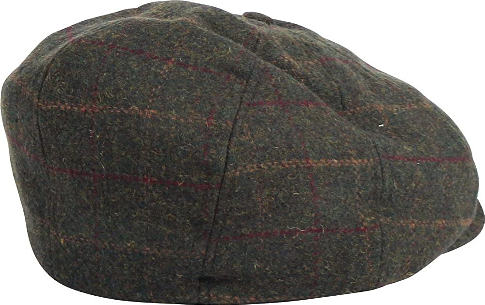 Brixton Mens Brood Newsboy Snap Hat