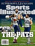 img - for Sports Illustrated Commemorative Magazine New England Patriots Super Bowl LI Julian Edelman Tom Brady book / textbook / text book