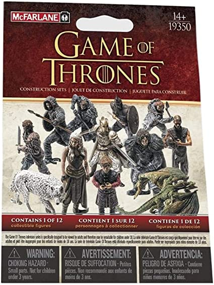 MCFARLANE GAME OF THRONES SERIES 1 TYRION LANNISTER COLLECTIBLE FIGURE BLIND BAG