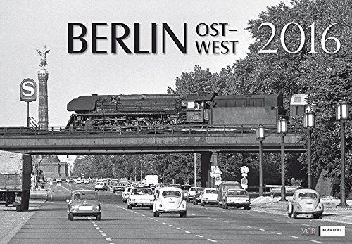 Berlin Ost-West 2016: Kalender 2016