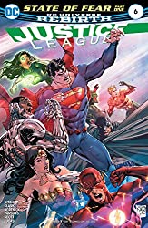 Justice League (2016-) #6