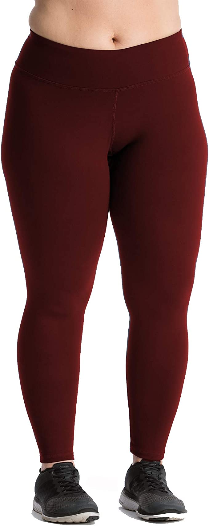 Amazon.com: Lola getts Premium Plus tamaño Leggings – Mujer ...