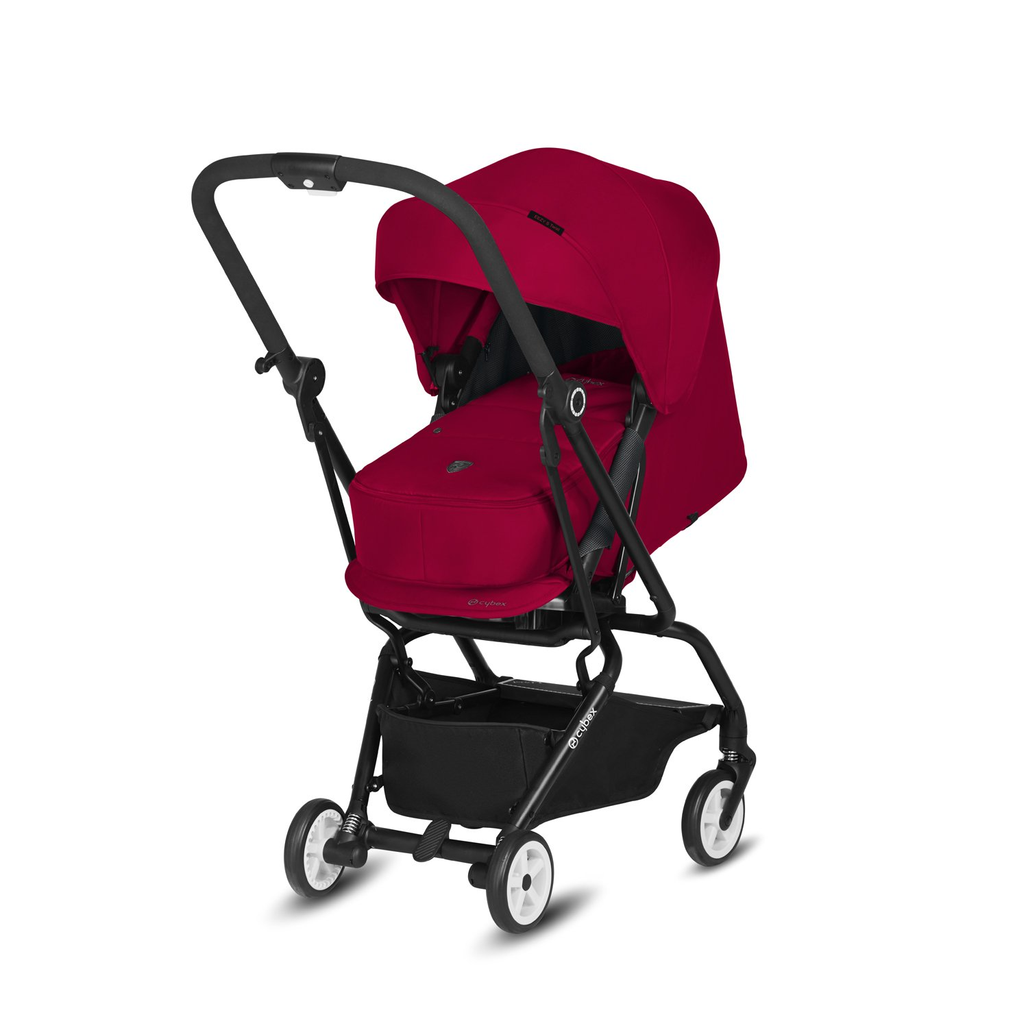 Lavastone Black From Birth to 6 Months CYBEX Gold Cocoon S Soft Carry Cot 9 kg