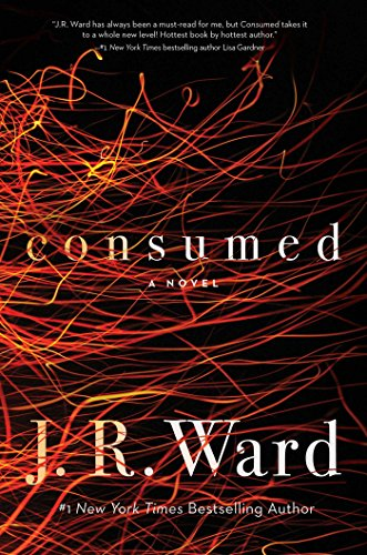 Consumed (Firefighters series) by Gallery Books