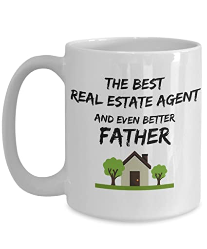 Funny Real Estate Dad Gift
