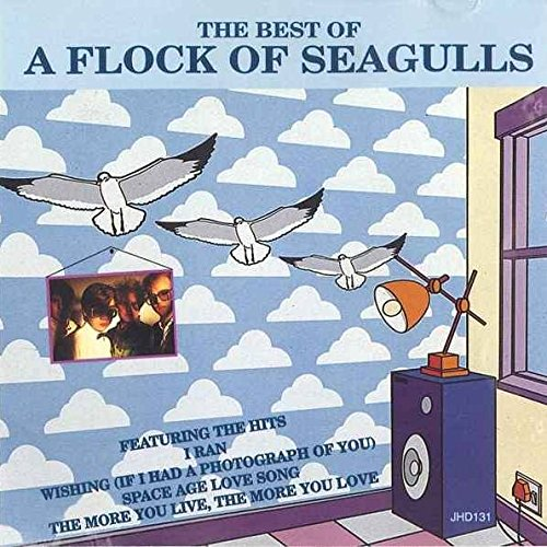 Price comparison product image A Flock Of Seagulls - The Best Of A Flock Of Seagulls - Tring International PLC - JHD131,  Jive - JHD131