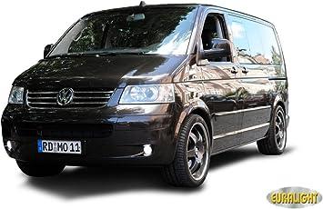Fahrzeugspezifisches Led Tagfahrlicht Set Ohne Dimmfunktion Inkl Ece Rl Prüfzeichen TÜv Eintragungsfrei Auto