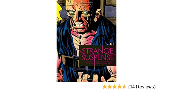 Amazon com: Strange Suspense: The Steve Ditko Archives Vol 1