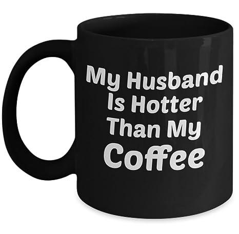 Amazon.com: vitazi menaje tazas de café con citas, 11 onzas ...