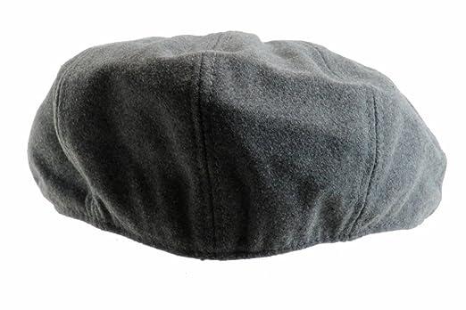 adeaf3c9594 Amazon.com  New Era EK Don Gatsby Cap - Grey - M  Clothing