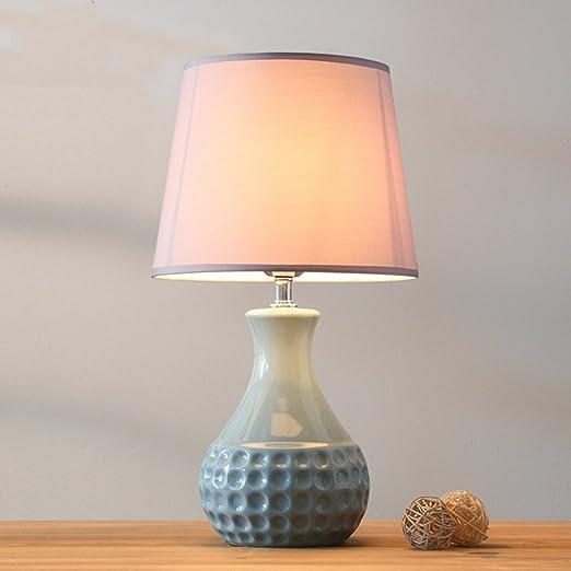 Yxx max *lampara Mesa Lámparas de Escritorio Purple Blue E27 * 1 ...