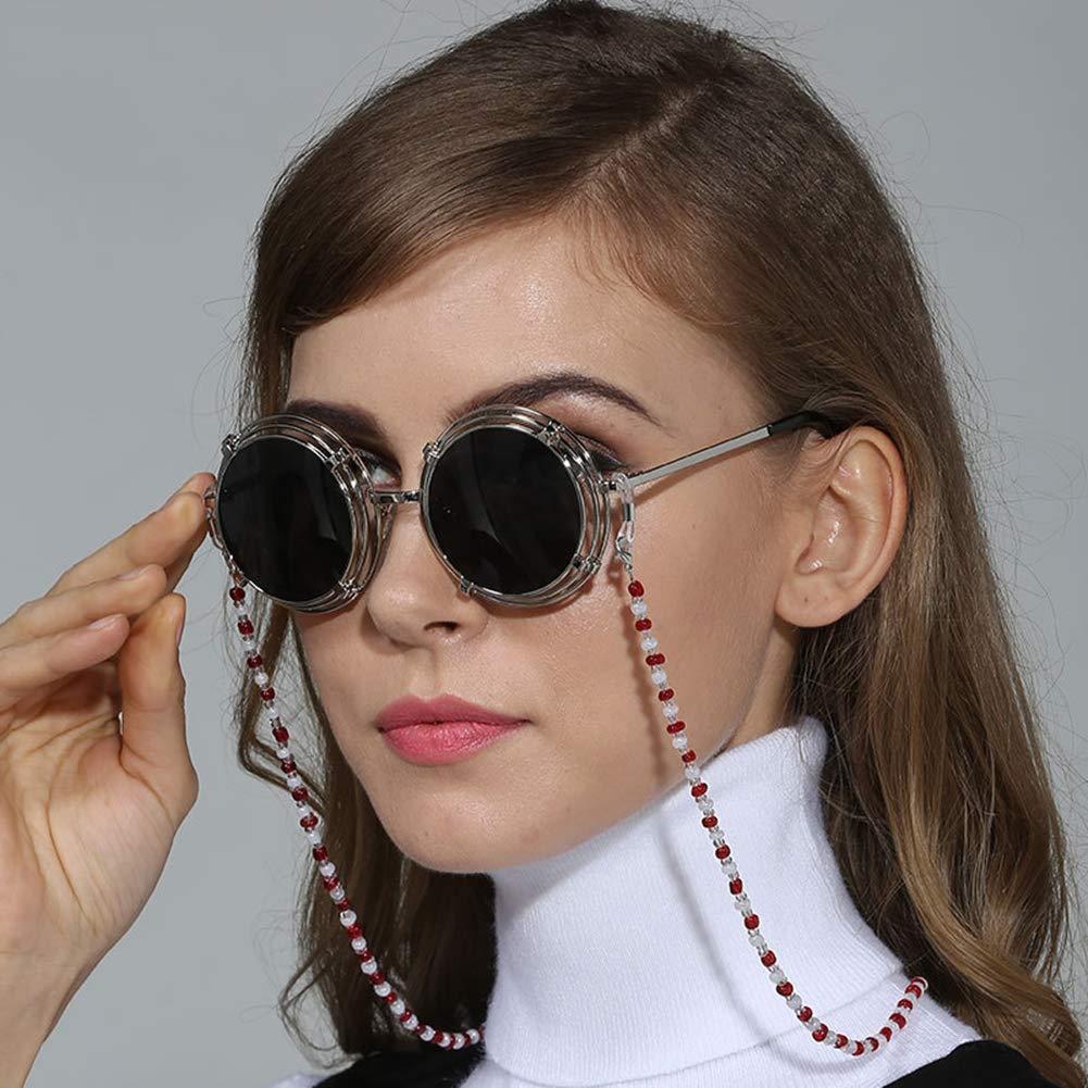 Amazon.com: Babasee - Soporte de cadena para gafas y gafas ...