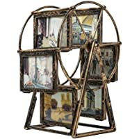 Store2508® Table Top Windmill Photo Frame with Rotating Ferris Wheel Picture Frame.