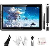 Xp-pen 液タブ artist16pro 液晶タブレット 16インチ スタイラスペン 8192筆圧感度 8個エクスプレスキー window/mac対応 18ヶ月製品保証