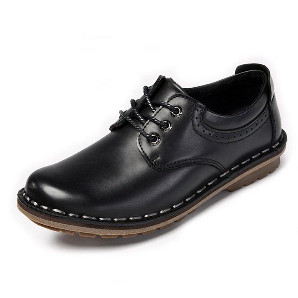 Feidaeu Zapatos Hombre 41 EU|Schwarz,plus-samt Zapatos de moda en línea Obtenga el mejor descuento de venta caliente-Descuento más grande