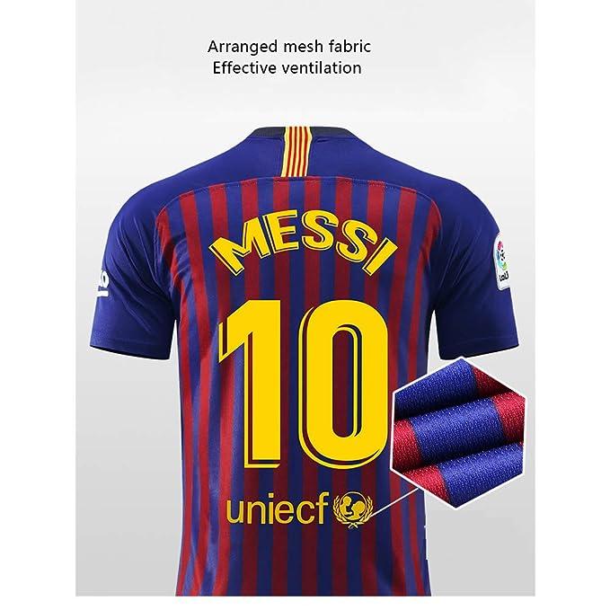FNBA Fútbol Club Barcelona barça # 10 Lionel Messi Camiseta ...