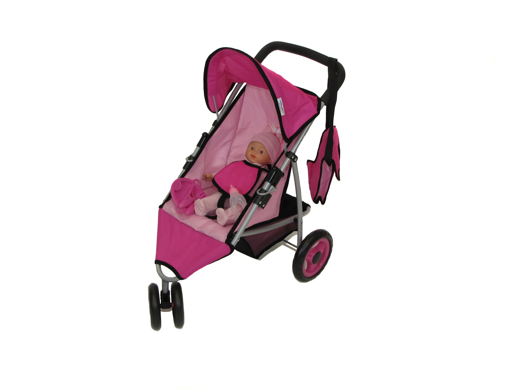 UKIC Jogger with Doll (8 in 1)
