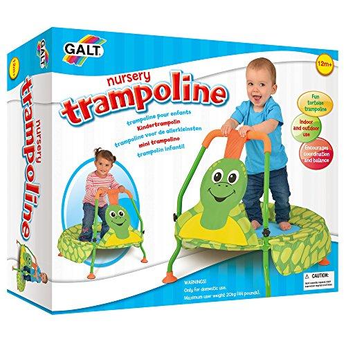 61Ertg5cyCL - Galt Toys Nursery Trampoline