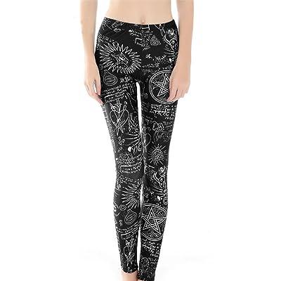 MCOUW 2018 New Women High Waist Leggings Plus Size Digital Printed Elastic Skinny Fitness Sport Leggings Yoga Pants