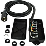 Conntek 7-Way Trailer Cord and Junction Box