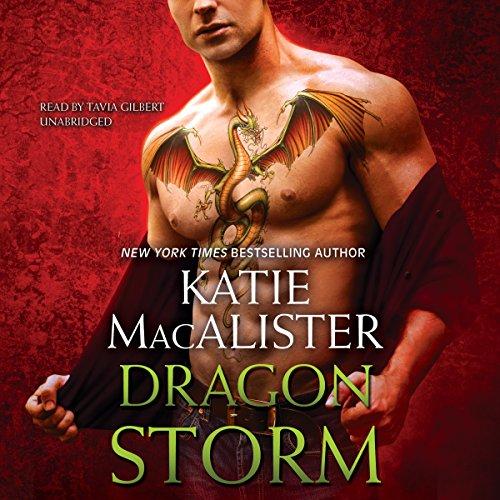 Dragon Storm  (Dragon Falls Series, Book 2)