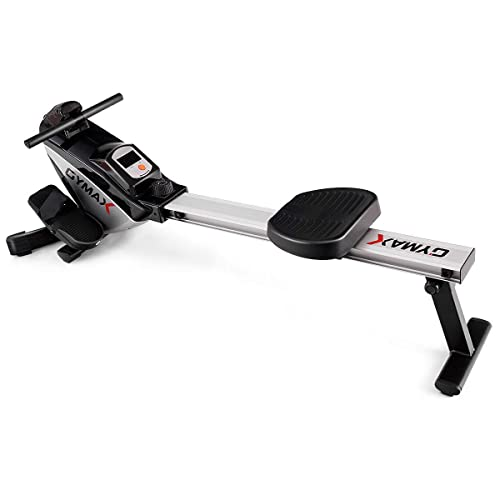 Goplus Magnetic Folding Rowing Machine