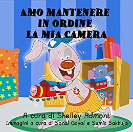 Amo mantenere in ordine la mia camera italian bedtime - In camera mia ...