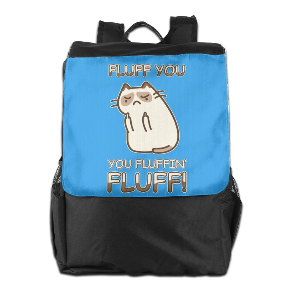 cd310f0cf5 Believe Ddspp FLuff You You Fluffin Fluff Outdoor Backpack Rucksack Gym Bags  cheap