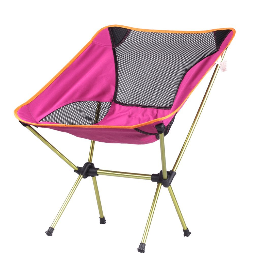 ZYN Outdoor Klappstuhl Ultraleicht Tragbare Sessel Angeln Stuhl Skizze Stuhl Kunst Casual Strand Reise Klappstuhl