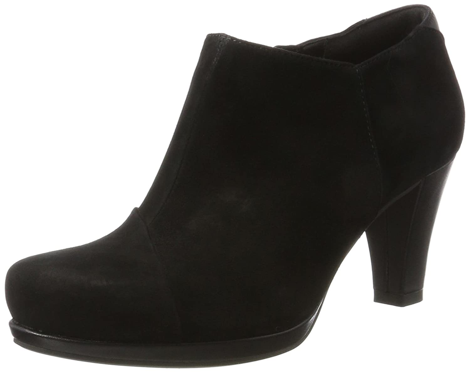 Clarks Chorus Clarks Jingle, (Black 40.5 Bottes Femme, Noir, 40.5 EU Noir (Black Sde) 754b26a - piero.space