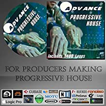 Advance - Progressive House - Loops / Samples - Ableton Live / Fl Studio / Bitwig / Sony Acid / Apple Logic X / Pro Tools / Steinberg Cubase / Studio One /Magix / Garageband / Native Instruments Maschine / House Music